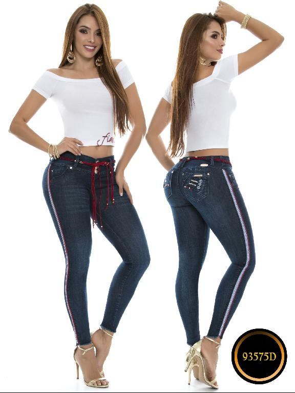 Levantacola Colombiano Do Jeans  - Ref. 248 -93575 D