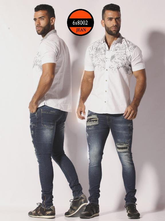 Jeans Hombre Colombiano - Ref. 260 -6S8002