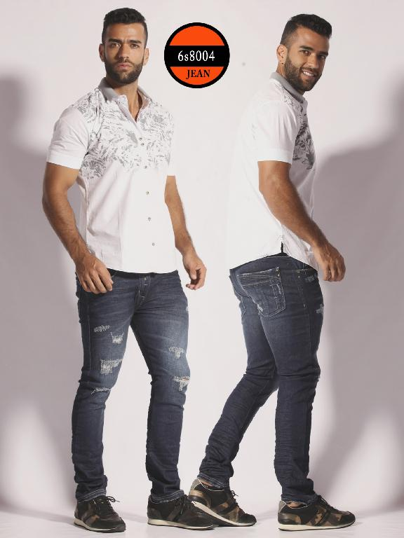 Jeans Hombre Colombiano - Ref. 260 -6S8004