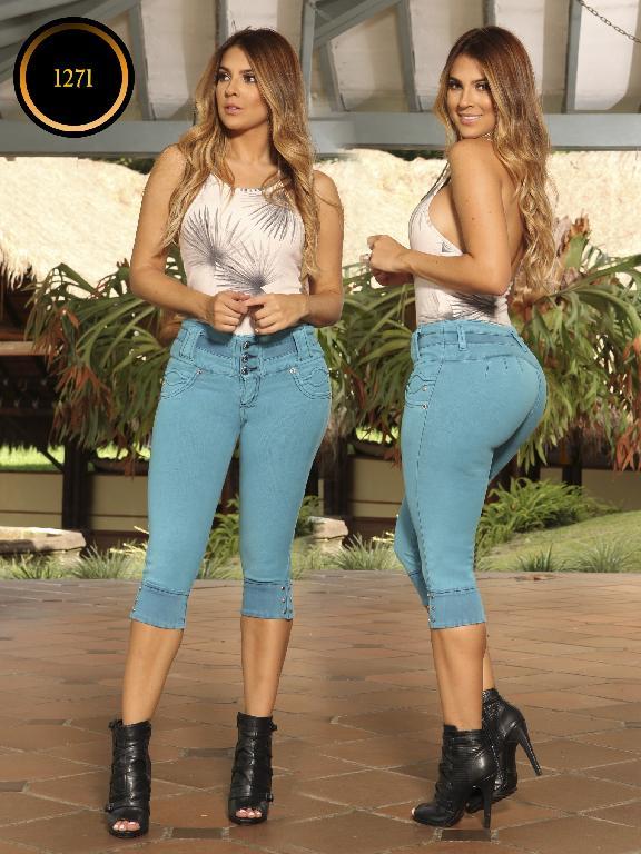 Capri Moda Colombiana Thaxx Boutique - Ref. 119 -1271 TB