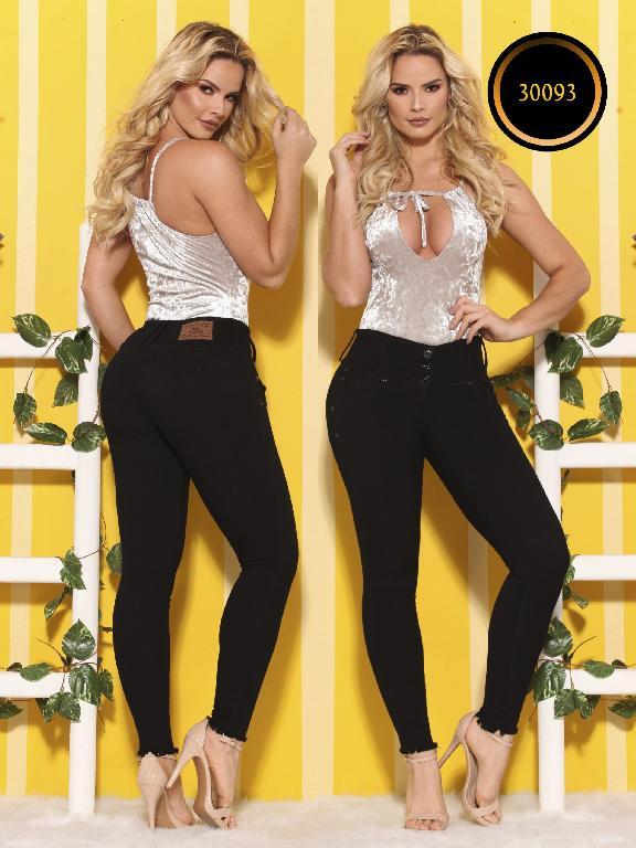 Jeans LevantaCola Colombiano Thaxx  Essentials - Ref. 119 -30093 TE