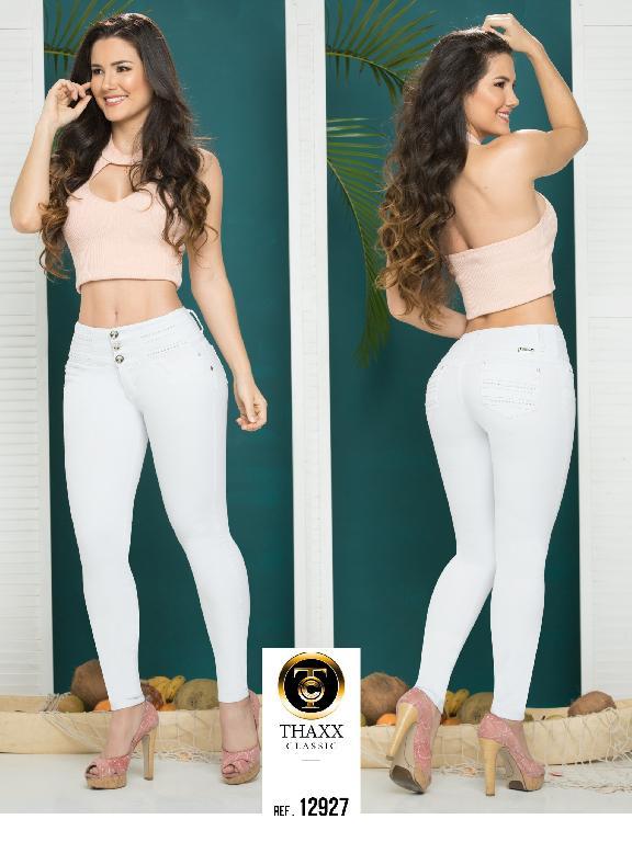 Jeans LevantaCola Colombiano Thaxx Classic - Ref. 119 -12927TC