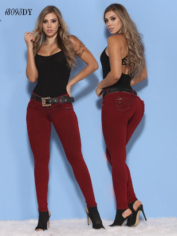 Jeans Levantacola Colombiano Dinasty - Ref. 249 -18093 DY