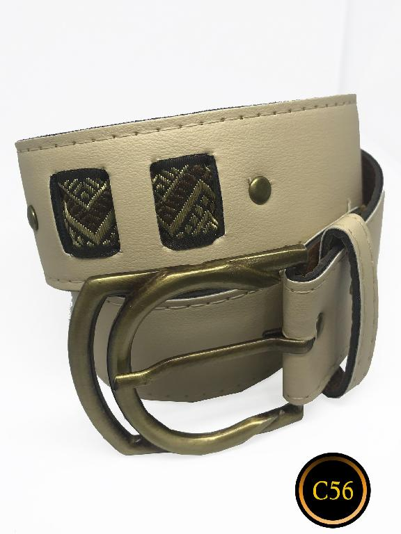 Correas  Colombianas Thaxx Fashion - Ref. 119 -C56
