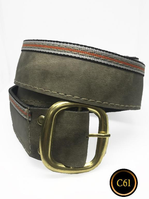 Correas  Colombianas Thaxx Fashion - Ref. 119 -C61