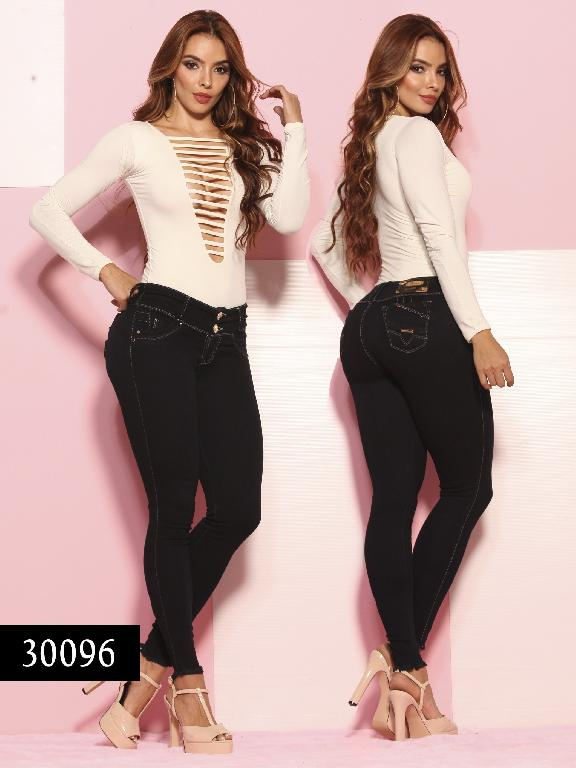 Jeans LevantaCola Colombiano Thaxx  Essentials - Ref. 119 -30096 TE