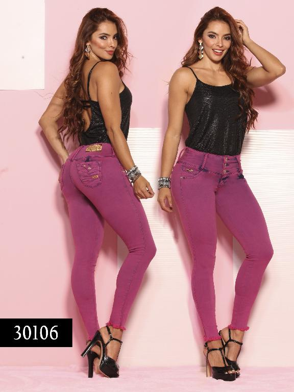 Jeans LevantaCola Colombiano Thaxx  Essentials - Ref. 119 -30106 TE