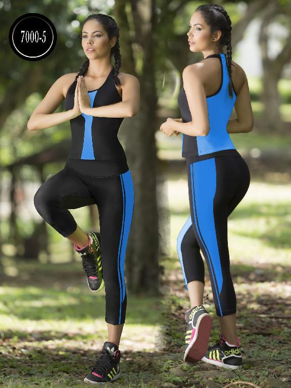 Sportswear Thaxx - Ref. 119 -7000-5 Azul
