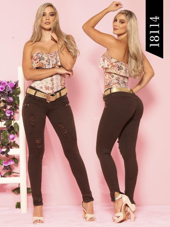 Jeans Levantacola Colombiano Dinasty - Ref. 249 -18114 DY