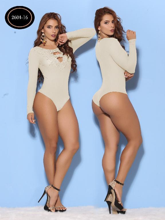 Body Moda Azulle Fashion  - Ref. 256 -2604-16 Beige