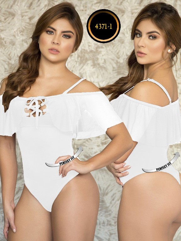 Body reductor - Ref. 114 -4371-1 Blanco