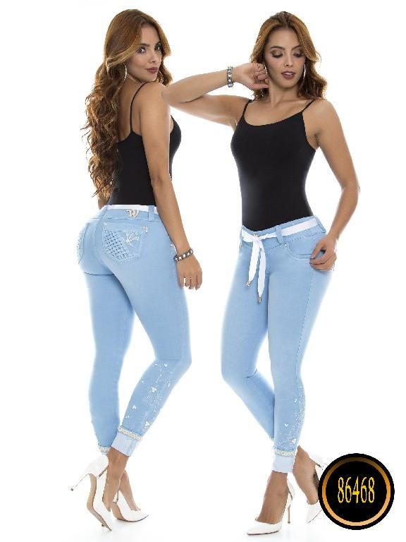 Jeans Levantacola - Ref. 243 -86468 W
