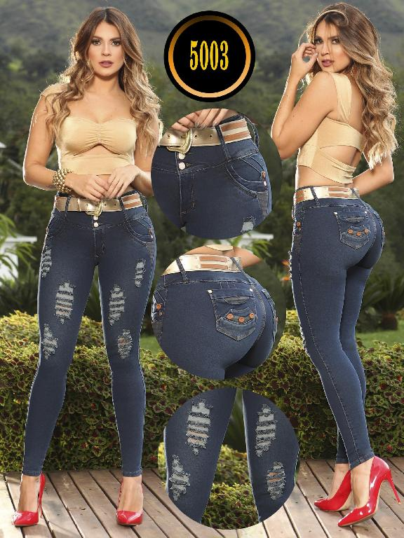 Colombian Butt lifting Jean - Ref. 119 -5003S PLUS