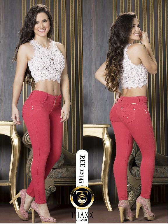 Jeans Levantacola Thaxx Classic - Ref. 119 -12945 TC