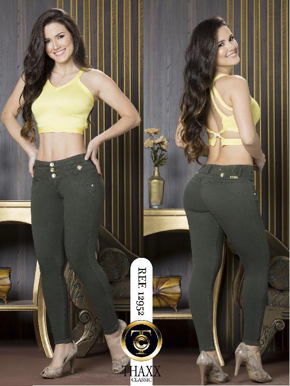 Jeans Levantacola Thaxx Classic - Ref. 119 -12952TC