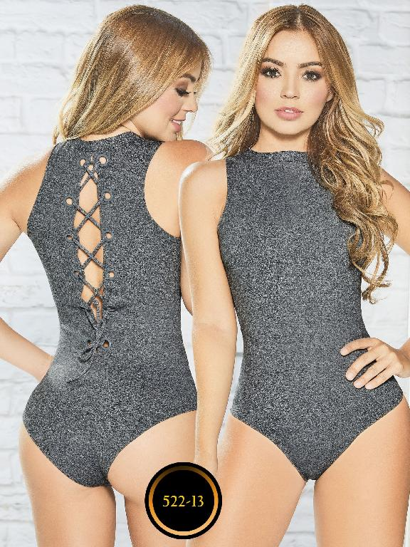 Body Colombiano - Ref. 268 -522-13 Gris
