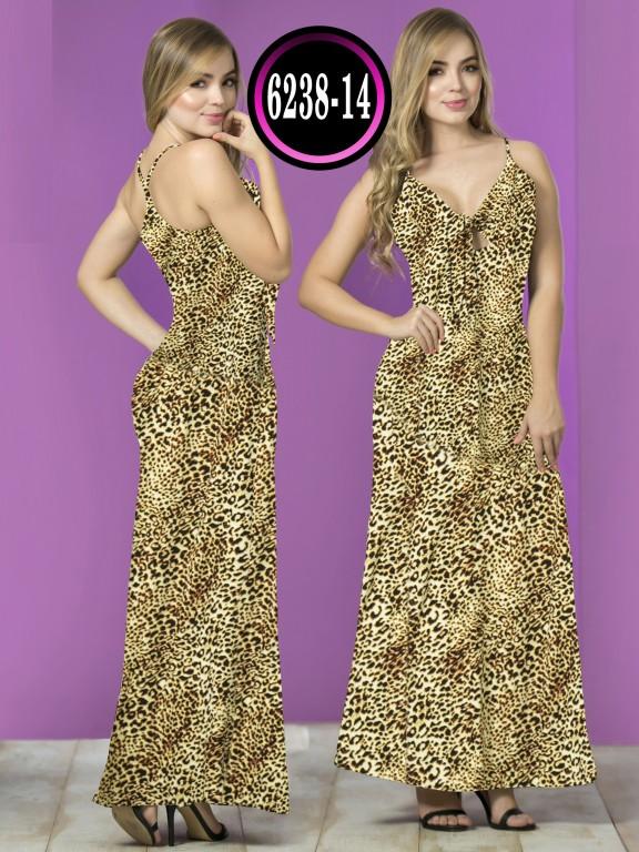 Vestido  Colombiano - Ref. 119 -6238-14