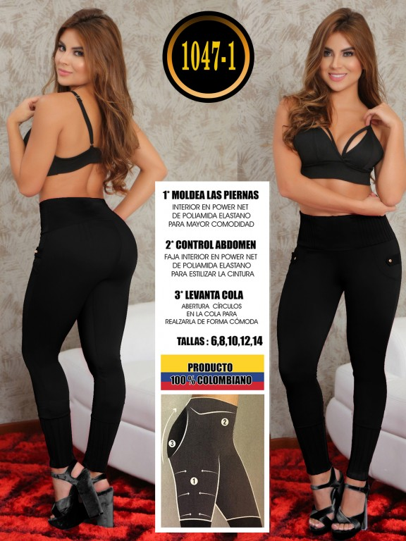 Colombian Butt Lifting Leggin - Ref. 119 -1047-1