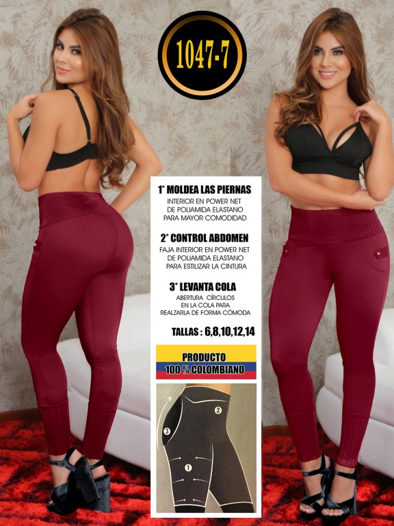 Colombian Butt Lifting Leggin - Ref. 119 -1047-7