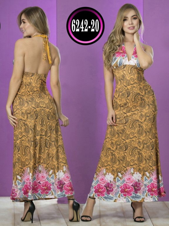 Colombian dress - Ref. 119 -6242-20