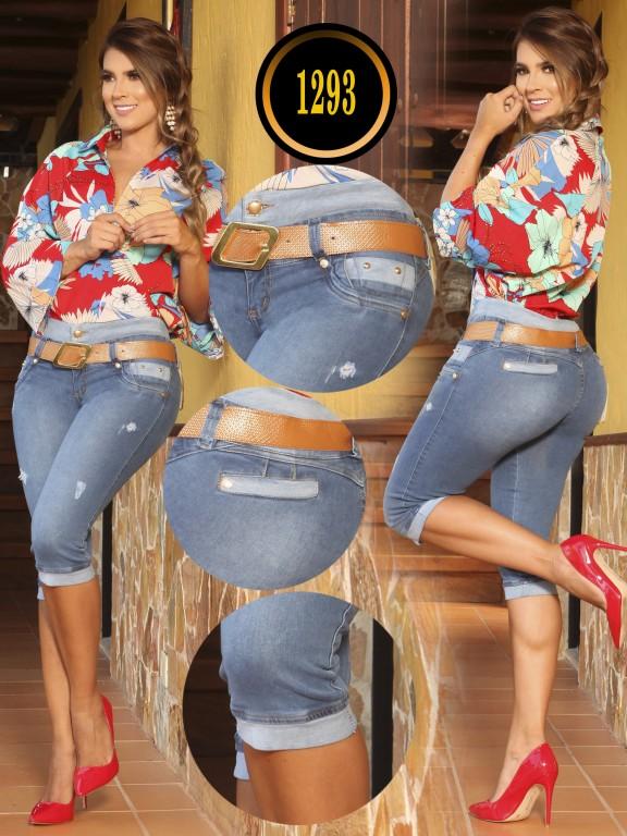 Colombian Butt lifting Jean - Ref. 119 -1293 TB