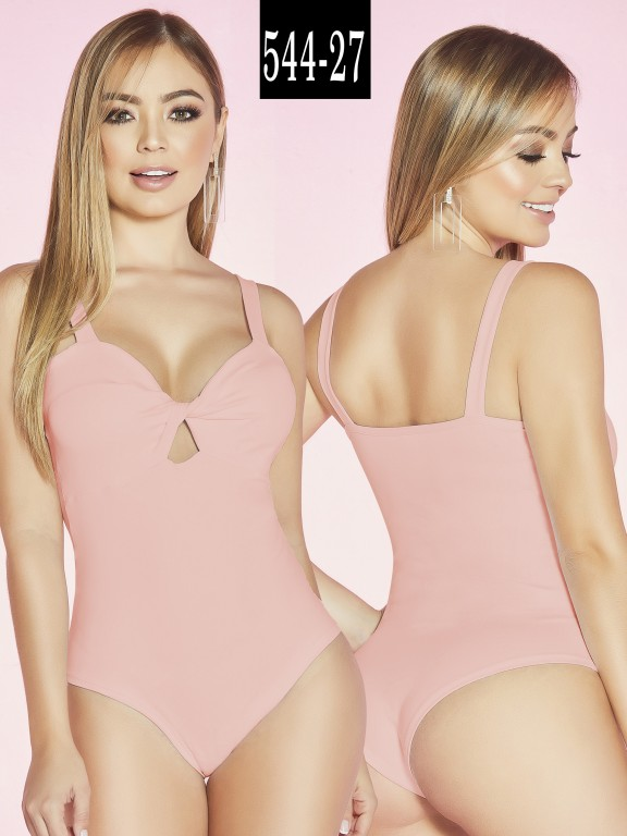 Body Modelador Colombiano - Ref. 268 -544-27 Candy