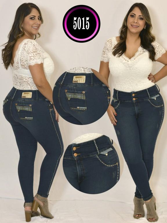 Colombian Jeans Plus Size - Ref. 119 -5015 S Plus
