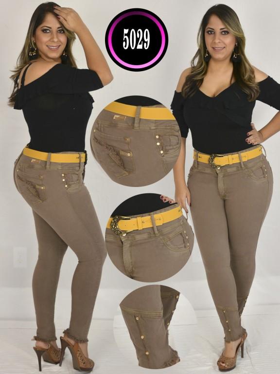 Colombian Jeans Plus Size - Ref. 119 -5029 S Plus
