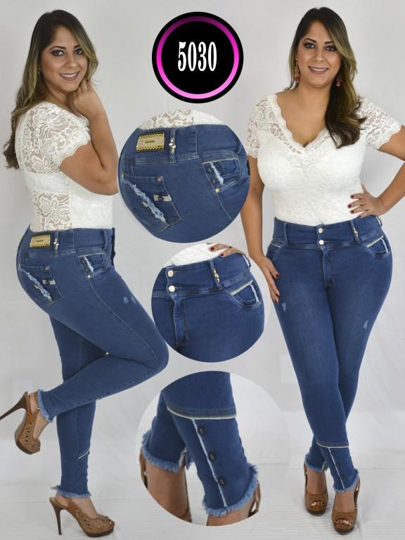 Colombian Jeans Plus Size - Ref. 119 -5030 S Plus