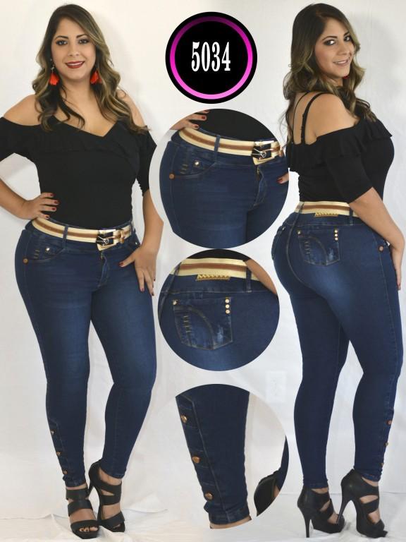 Colombian Jeans Plus Size - Ref. 119 -5034 S Plus