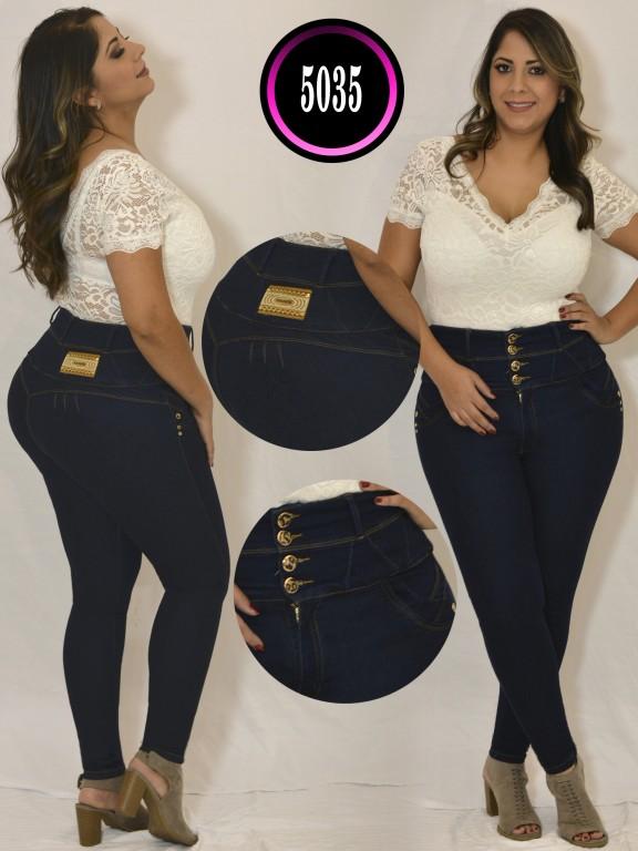 Colombian Jeans Plus Size - Ref. 119 -5035 S Plus