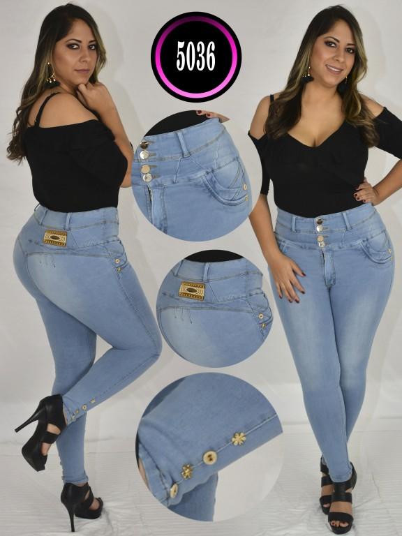 Colombian Jeans Plus Size - Ref. 119 -5036 S Plus