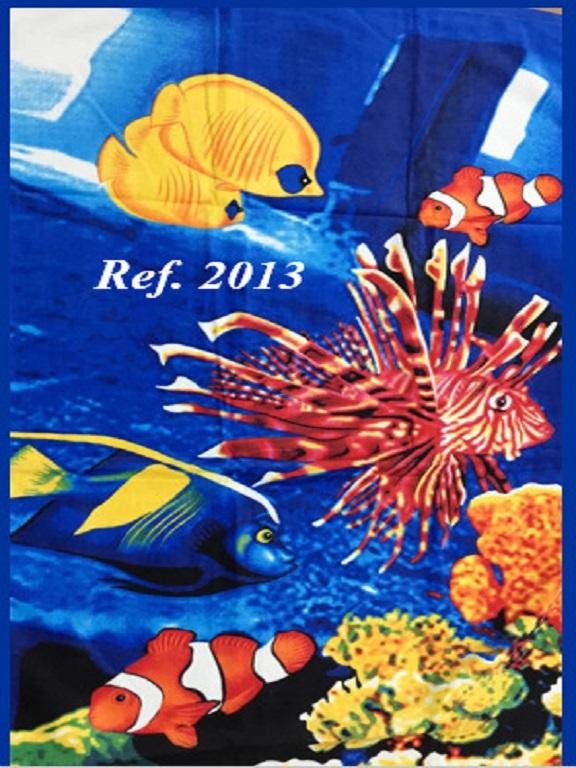 Toalla 2013 Nemo - Ref. 272 -2013- Nemo