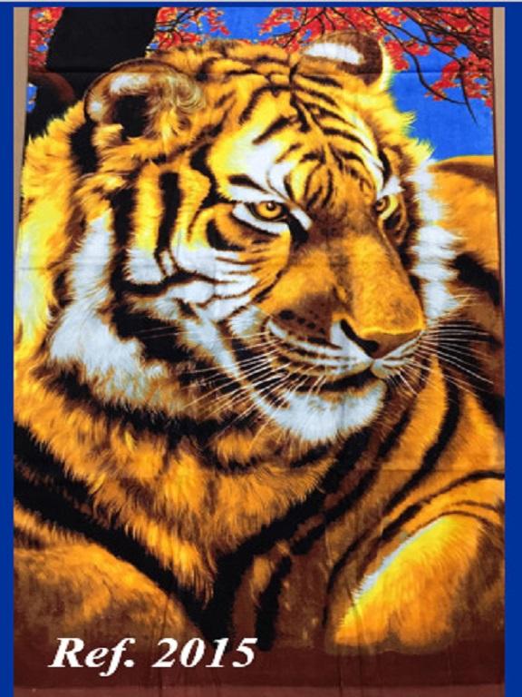 Toalla 2015 Tigre 2 - Ref. 272 -2015 Tigre 2