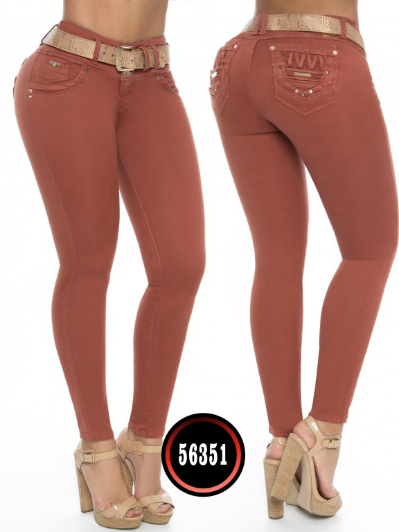 Jeans Colombiano - Ref. 248 -56351-D
