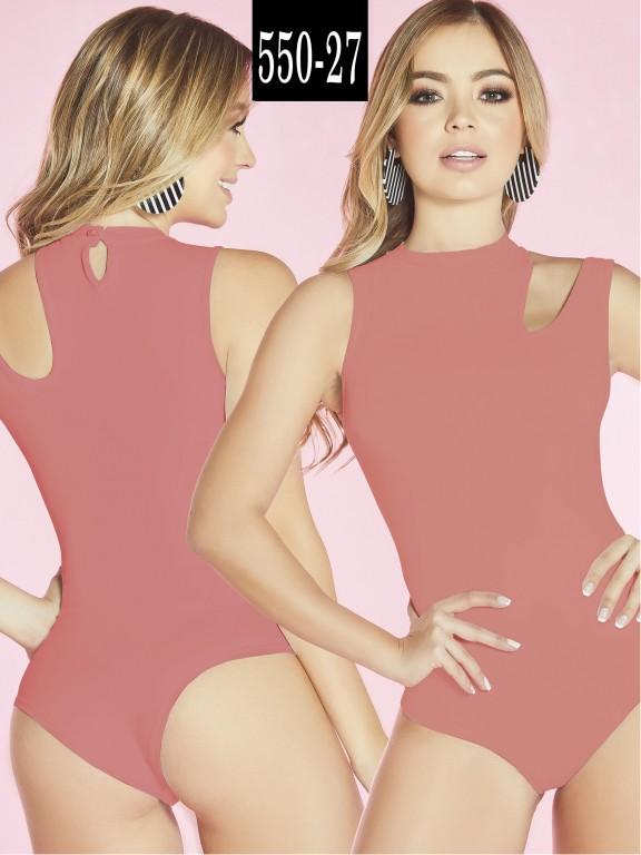 Body Modelador Colombiano - Ref. 268 -550-27 Candy