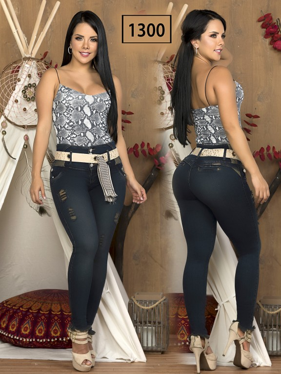 Colombian Butt lifting Jean - Ref. 119 -1300TB PLUS