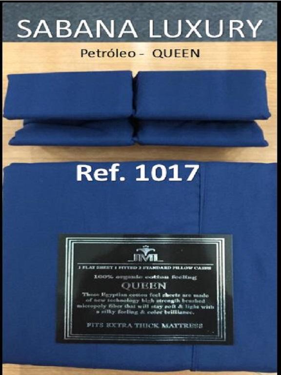 Sabana 1017 Q Petroleo - Ref. 272 -1017 Q Petroleo