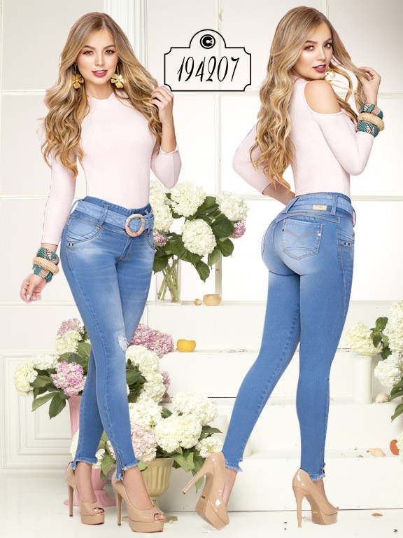 Jeans Colombiano - Ref. 270 -194207