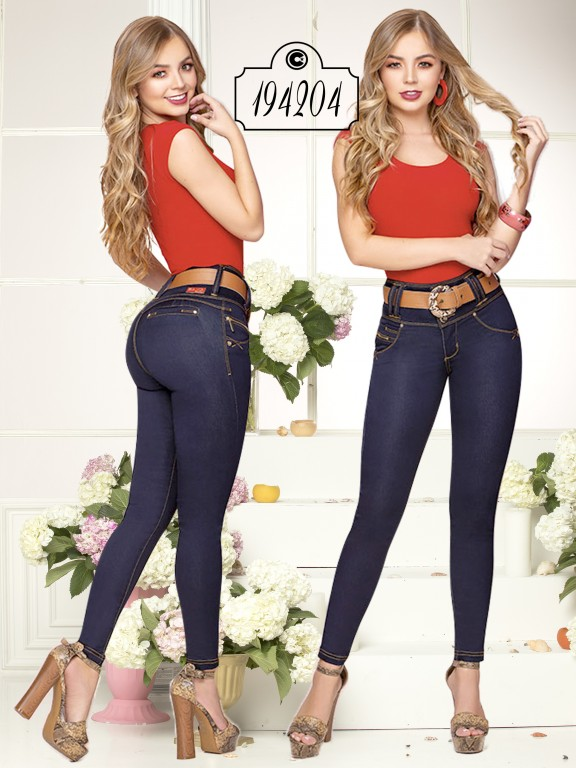 Jeans Colombianos - Ref. 270 -194204