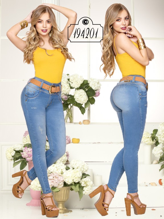 Jeans Colombianos - Ref. 270 -194201