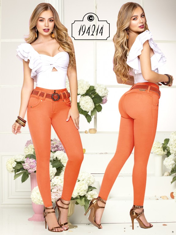 Jeans Colombianos - Ref. 270 -194214