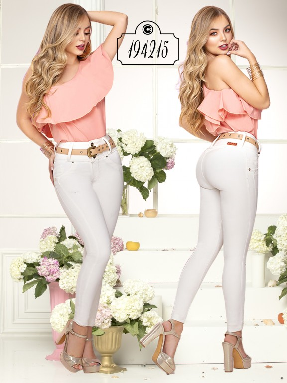 Jeans Colombianos - Ref. 270 -194215
