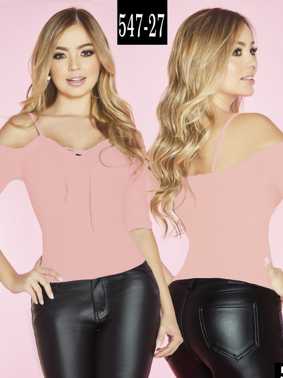 Blusa Colombiana - Ref. 268 -547-27 Candy