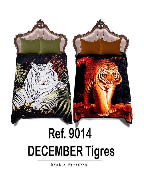 Cobija  K Tigres - Ref. 272 -9014 K Tigres