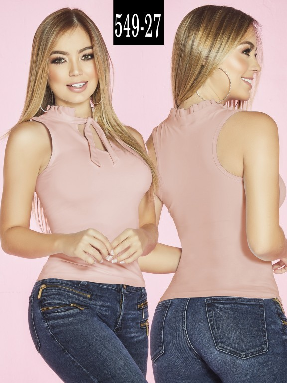 Blusa Colombiana - Ref. 268 -549-27 Candy
