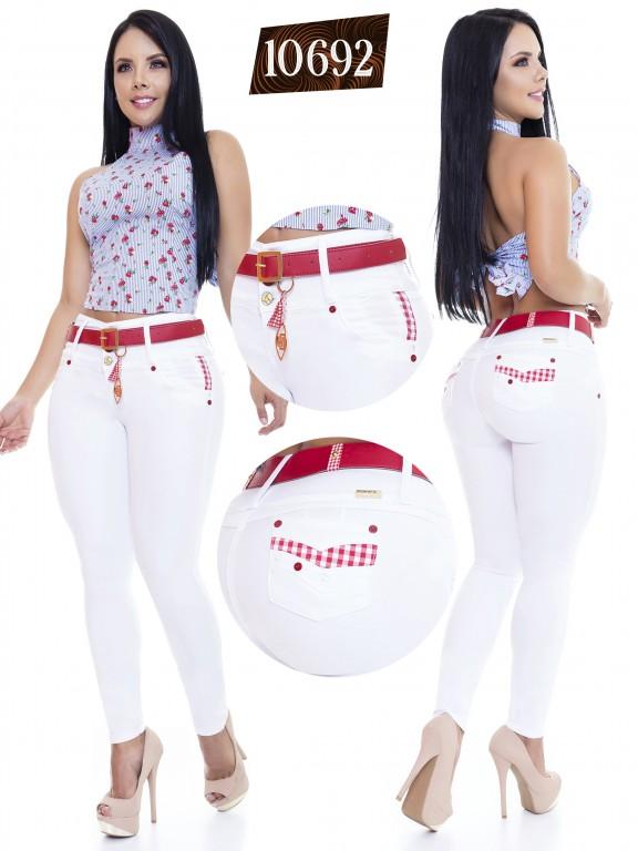 Jeans Colombiano Cheviotto - Ref. 101 -10692