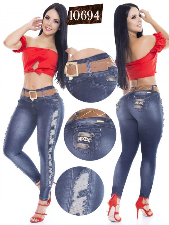 Jeans Colombiano Cheviotto - Ref. 101 -10694