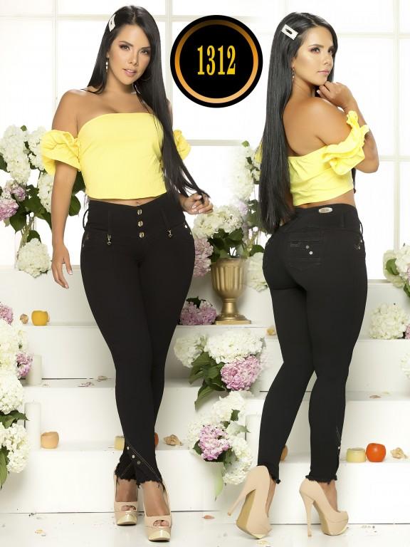Colombian Jeans Plus Size - Ref. 119 -1312TB Plus Size