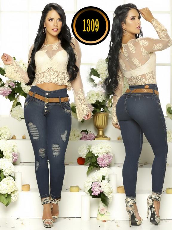 Colombian Jeans Plus Size - Ref. 119 -1309TB Plus Size